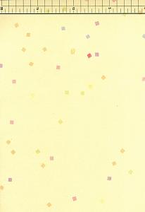 七夕山根紙 黄
