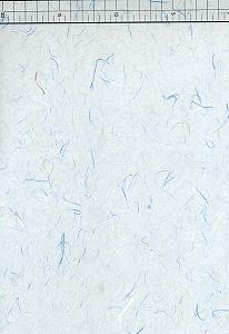 多彩山根紙 青