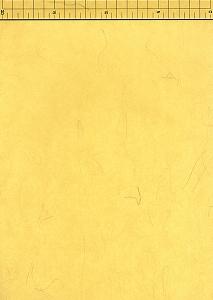 楮いぐさ紙 黄
